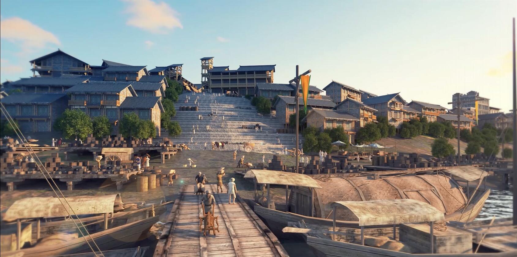 新天地-重庆十八梯传统风貌区
