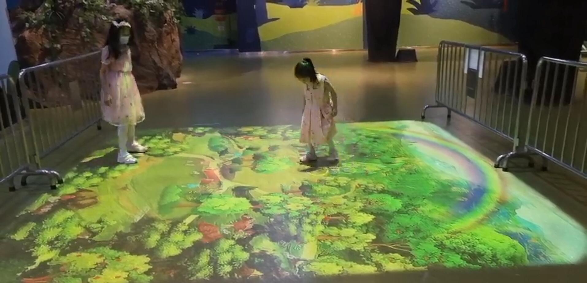 杭州低碳馆-互动游戏