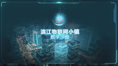 杭州滨江-物联网小镇