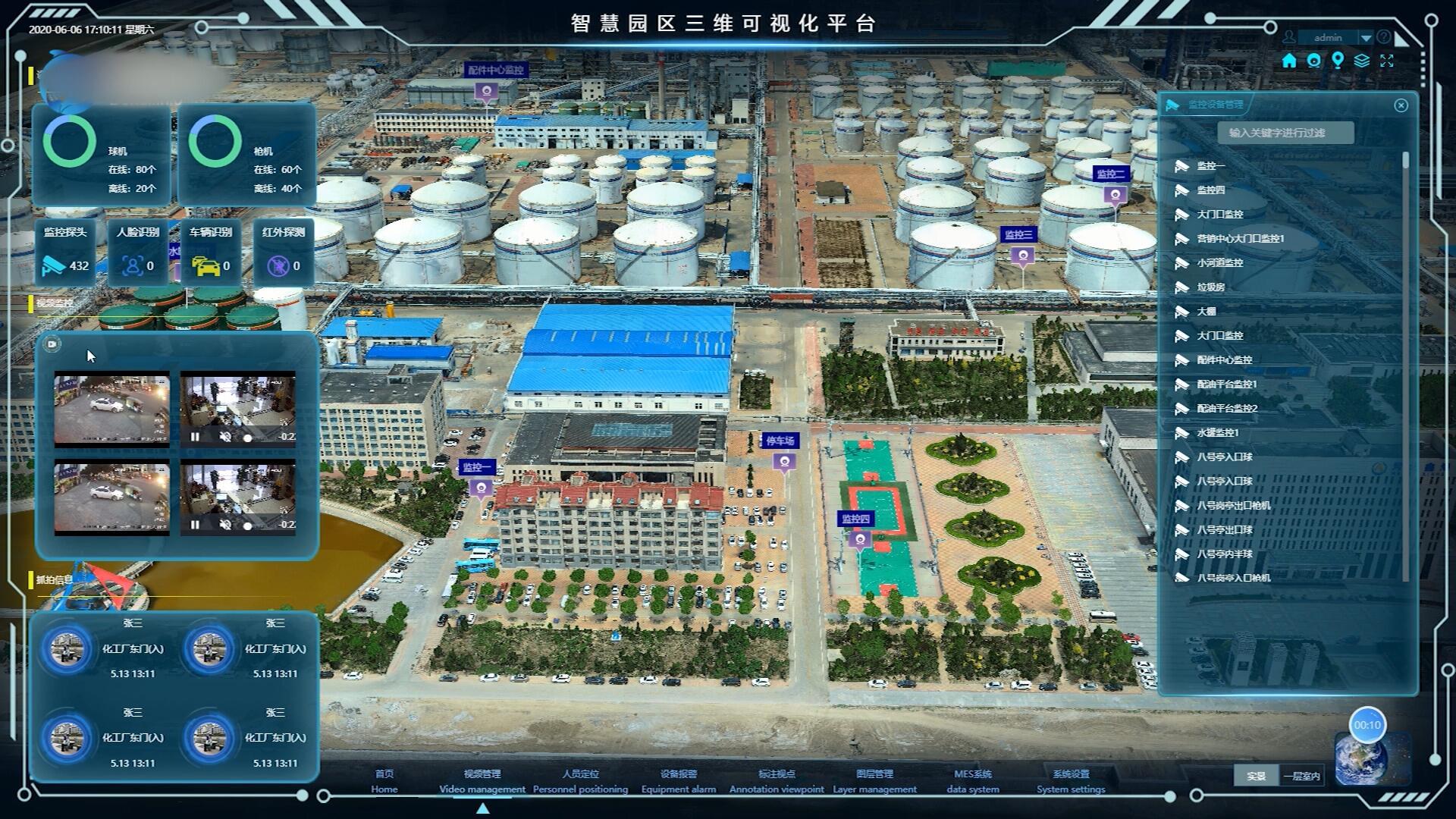 江西——化工园